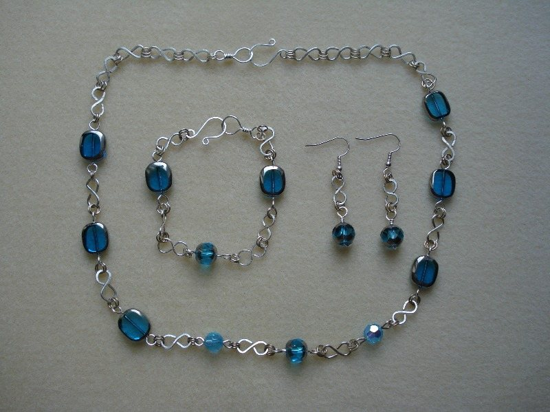 Turquoise Jewellery Set