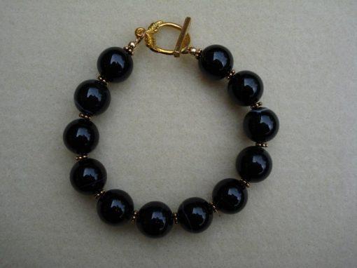 Brazilian Sardonyx Bracelet