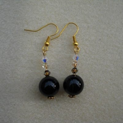 Sardonyx Earrings