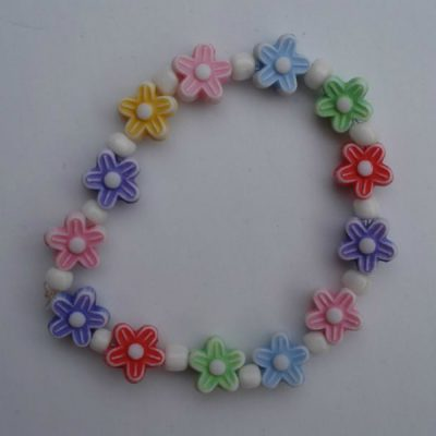 Mixed Flowers Bracelet