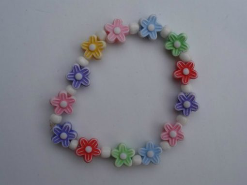 Mixed Flowers Bracelet