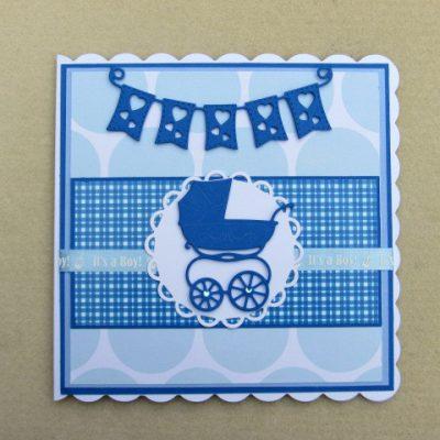 Its A Boy Baby Card2