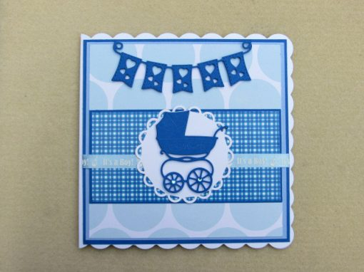Its A Boy Baby Card2