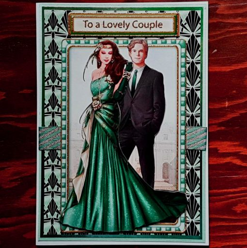 Art Deco To A Lovely Couple