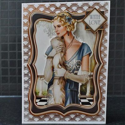 Handmade Birthday Card 014