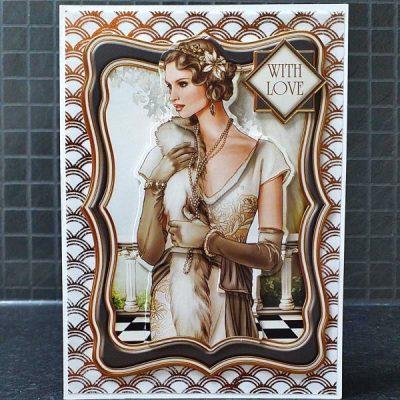 Handmade Birthday Card 015
