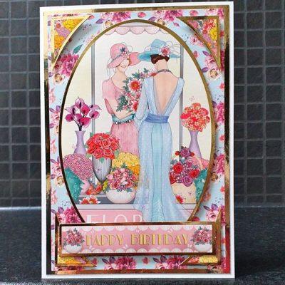 Handmade Birthday Card 016