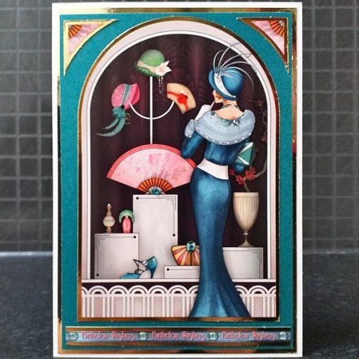 Handmade Birthday Card 018